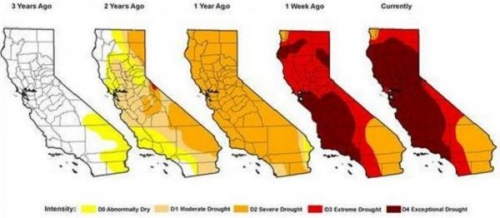 Супер засуха