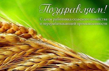 День работников сельского хозяйства поздравление 171