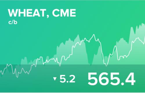 Прогноз биржевых цен на 17 января 2020