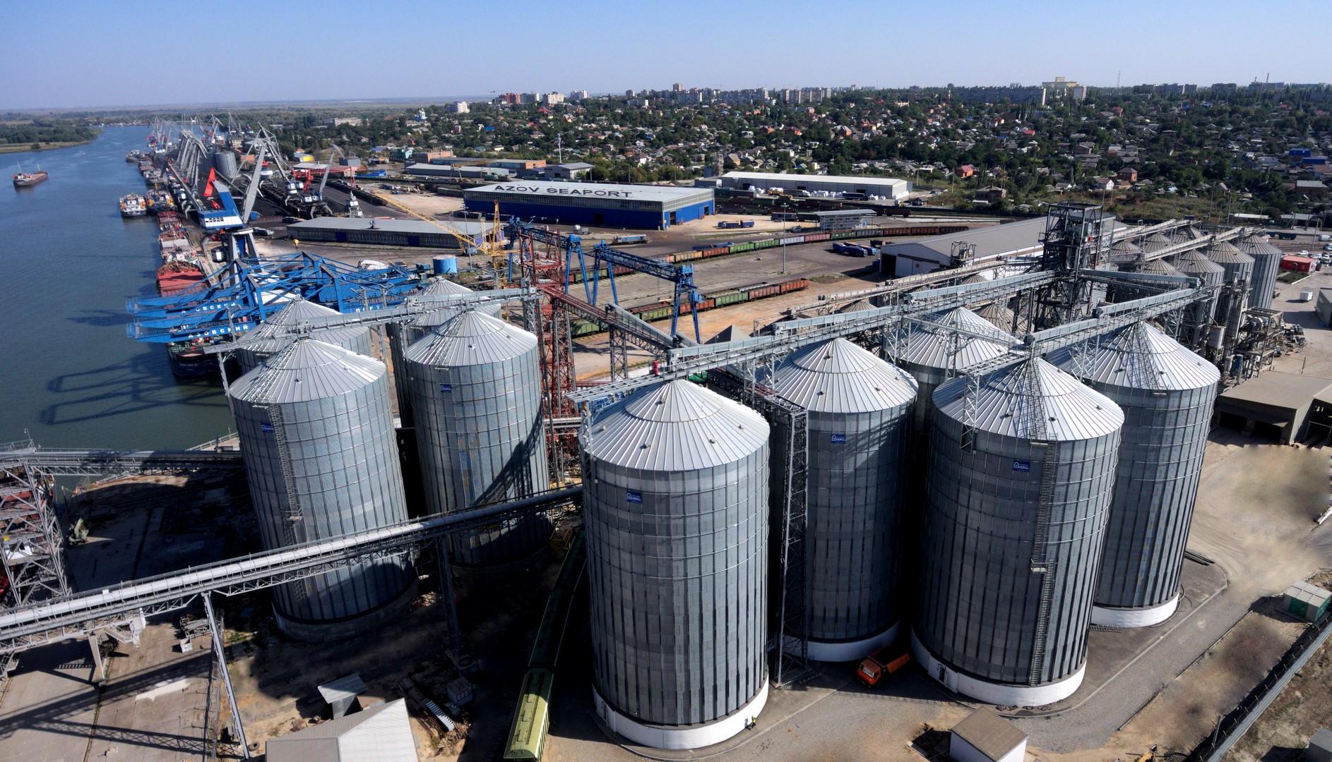 зерновые терминалы фото если