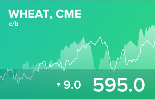 Прогноз биржевых цен на 10 ноября 2020