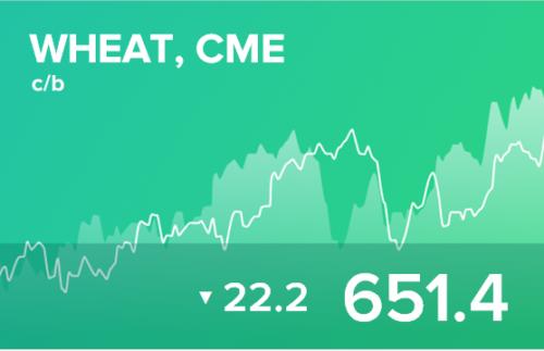 Прогноз биржевых цен на 22 января 2021