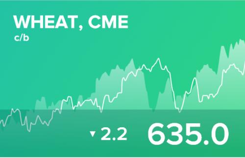 Прогноз биржевых цен на 12 января 2021