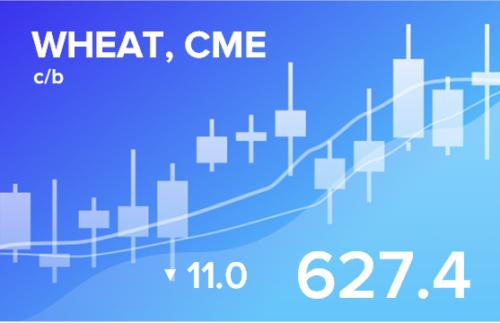 Прогноз биржевых цен с 22 по 26 марта