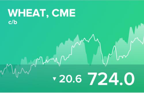 Прогноз биржевых цен на 4 мая 2021