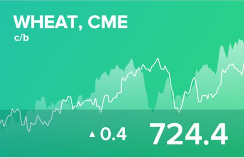 Прогноз биржевых цен на 5 мая 2021
